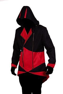 iFigure Jacket Hoodie Cosplay Costume 9 Colors for hallowen
