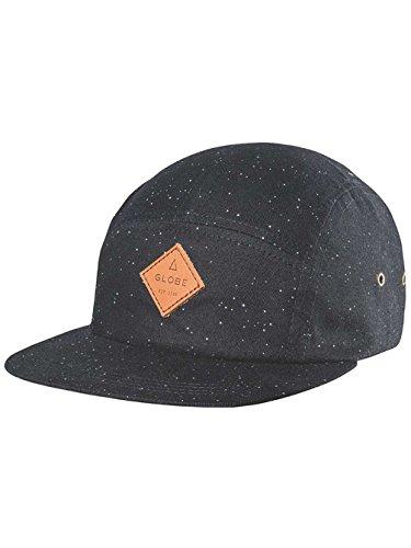 globe-casquette-hartford-5-panel-black-dust-globe-tailleone-size