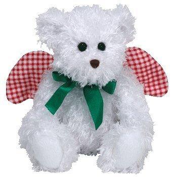 TY Beanie Baby - JOY the Angel Bear - 1