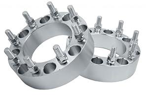 Venom Wheel Accessories VW-865015141-2 2 Pc Billet Forged Wheel Spacers Adapters