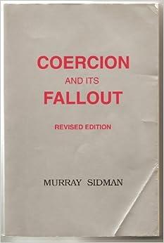 coercion and its fallout pdf