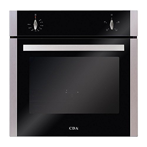 CDA SC112SS Built In Oven Electric Single Stainless Steel