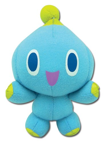 "Great Eastern 4"" Sonic The Hedgehog Plush - Chao - 1"