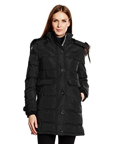 Geographical Norway Cappotto Colasina [Nero]