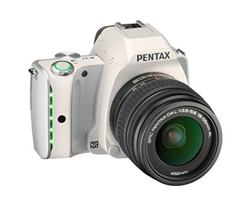 RICOH デジタル一眼レフ PENTAX K-S1 レンズキット [DAL18-55mm] コットンベージュ PENTAX K-S1 LENSKIT COTTON BEIGE 06558