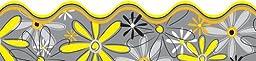 Carson Dellosa Delightful Daisies Borders (108079)