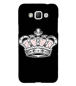 Princess Queen Crown 3D Hard Polycarbonate Designer Back Case Cover for Samsung Galaxy Grand 3 G720 :: Samsung Galaxy Grand Max G720