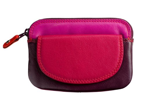 visconti-rb60-multi-color-leather-coin-purse-key-wallet-with-key-chain-plum-multi