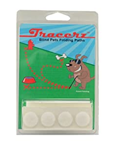 Amazon.com: Innovet Pet Products Tracerz Scent Guides For Blind Pets: Pet Supplies