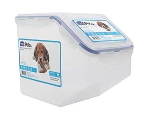 Lock & Lock Dog Treats Pet Food Storage Container, 5ltr