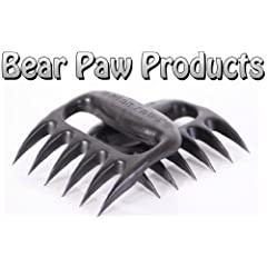 Bear Paw Meat Handler Forks by Bear Paw Products, Inc.