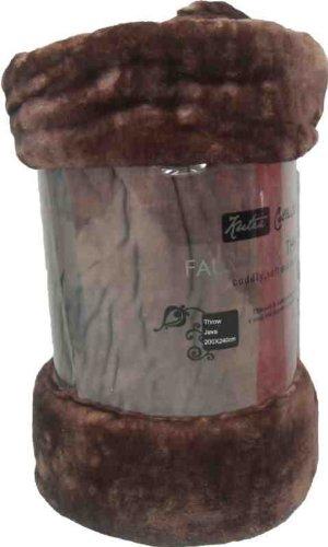 mink-throw-faux-fur-blanket-200-x-240cm-chocolate