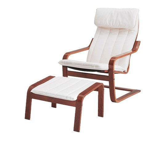 Ikea Poang Rocking Chair Nursing ~ Ikea Poang Chair Armchair With Cushion Cover And Frame Ikea Pictures