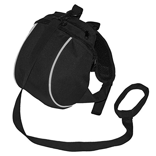 Jolly Jumper Safety Backpack Harness with Adjustable Straps and Reflective Piping