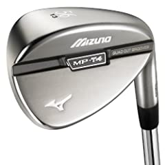 Mizuno Mp-T4 Black Nickel Forged Wedges Dg Spinner Steel 8.0 by Mizuno