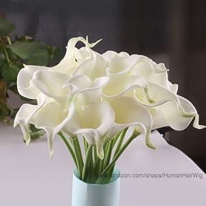 Calla Lily Bridal Wedding Bouquet - Lesbian Wedding Bouquet
