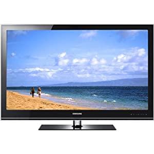 Samsung LN46B750 46-Inch 1080p 240 Hz LCD HDTV with Charcoal Grey Touch of Color