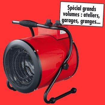 chauffage pour garage pas cher. Black Bedroom Furniture Sets. Home Design Ideas