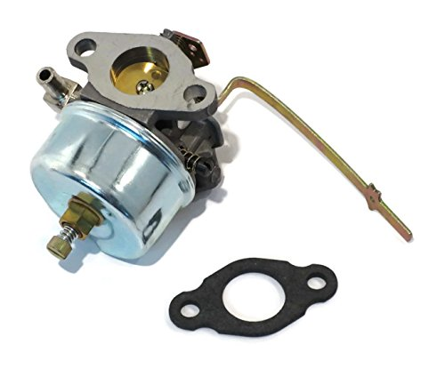 HIFROM(TM) Replace CARBURETOR for Tecumseh 631921 632284 631070A fits many H25 H30 H35 Engines