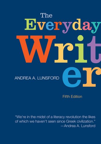 The Everyday Writer [Spiral-bound]