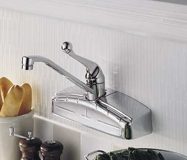 delta kitchen faucet with spray 440 wf faucets