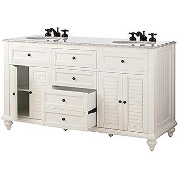 Hamilton Shutter Double Bath Vanity, 35