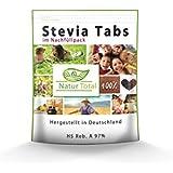 2500 Stevia Tabs 95% Steviosid aus deutscher Qualitätsproduktion!