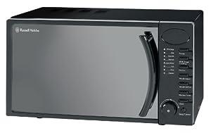 Russell Hobbs RHM1714B 17 litre Black Digital Microwave