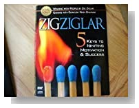 5 Keys to Igniting Motivation & Success Cd/Dvd Set! Zig Ziglar