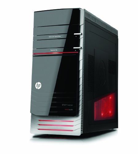 HP Envy Phoenix 800-050ea Desktop PC (Intel Core i7-4770 3.4GHz Processor, 8GB RAM, 3TB HDD, Windows 8)