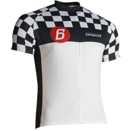 Buy Low Price Twin Six Cat 6 Jersey – Short-Sleeve – Men's (B0065HGPXI)