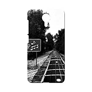 G-STAR Designer Printed Back case cover for Micromax Canvas E313 - G7949
