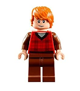 LEGO® Harry Potter Minifigure Ron Weasley from Hogwarts Express 4841