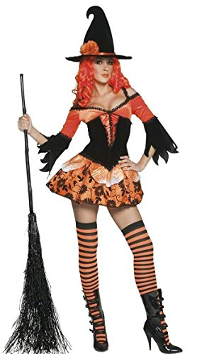 GALHAM - DHL Hot Sale Sexy Lingerie Adult Ladies Deluxe Witch Costume
