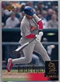 2001 Upper Deck Baseball Card #295 Albert Pujols RC - St Louis Cards (RC - Rookie Card) MINT - Shipped in Protective Screw Down Holder