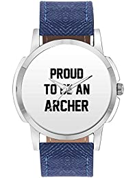 Wrist Watch For Men - Proud To Be An Architect Best Gift For ARCHITECT - Analog Men's And Boy's Unique Quartz...