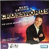 Merv Griffins Crosswords The Social Wordplay Board Game by Merv Griffins Crosswords [並行輸入品]