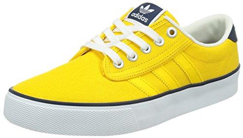 adidas Originals KIEL M20319, Sneaker Unisex adulto, giallo (43 1/3)