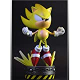 Super Sonic the Hedgehog First4Figures Statue