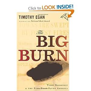 The Big Burn - Timothy Egan