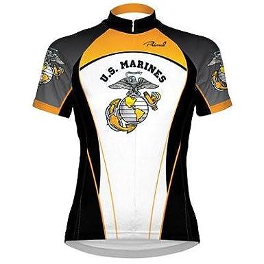 Women's USMC Marine Corps Liberty Cycling Jersey