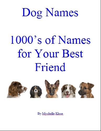Dog Names front-103607