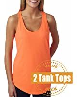 Next Level Women's The Terry Racerback Tank