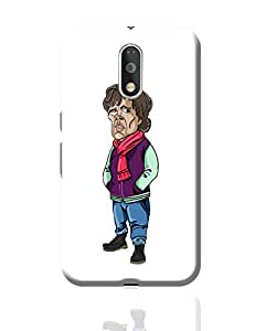 PosterGuy Moto G4 Plus Covers & Cases - Winter Is Here | Tyrion | Designed by: Jigmi