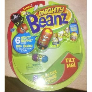 Mighty Beanz 6 Pack - Series 2 - 1