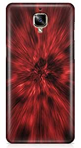 OnePlus 3 Back Cover by Vcrome,Premium Quality Designer Printed Lightweight Slim Fit Matte Finish Hard Case Back Cover for OnePlus 3