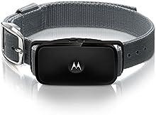 Comprar Motorola BARK200U - Collar ultrasónico de control de ladridos para perros (ningún choque), color negro