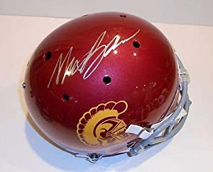 Max Browne Signed Full Size Helmet w COA USC Trojans Fight On! - Autographed College... by Sports+Memorabilia