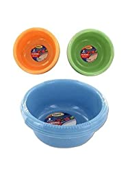 Best Deal For 3pc Mixing Bowls – Case Pack 48 SKU-PAS373561