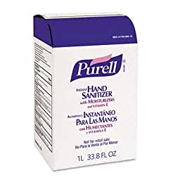 Advanced Instant Hand Sanitizer Nxt Refill - 1000 ml / 8 per Carton